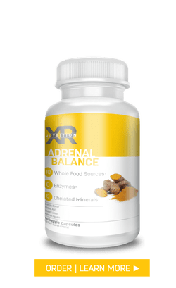 XR Nutrition Adrenal Balance available at DiscoverCellularHealth.com