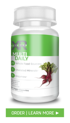 Multi Daily by XR Nutrition available at DiscoverCellularHealth.com