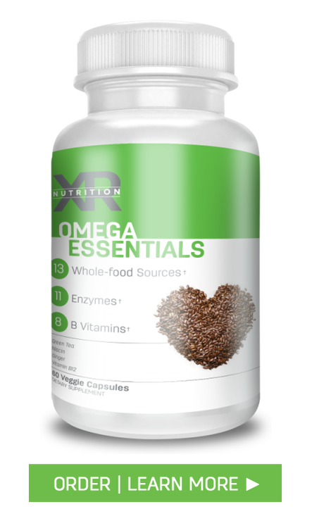 OMEGA ESSENTIALS: Pure sources of Omega -3, -6, and -9 which, may not only help reduce cholesterol and joint pain, but also improve muscle recovery, brain function, and hair and skin health. Available at DiscoverCellularHealth.com