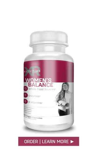 XR Nutrition Women's Balance available at DiscoverCellularHealth.com