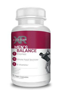 Men's Balance by XR Nutrition available at DiscoverCellularHealth.com
