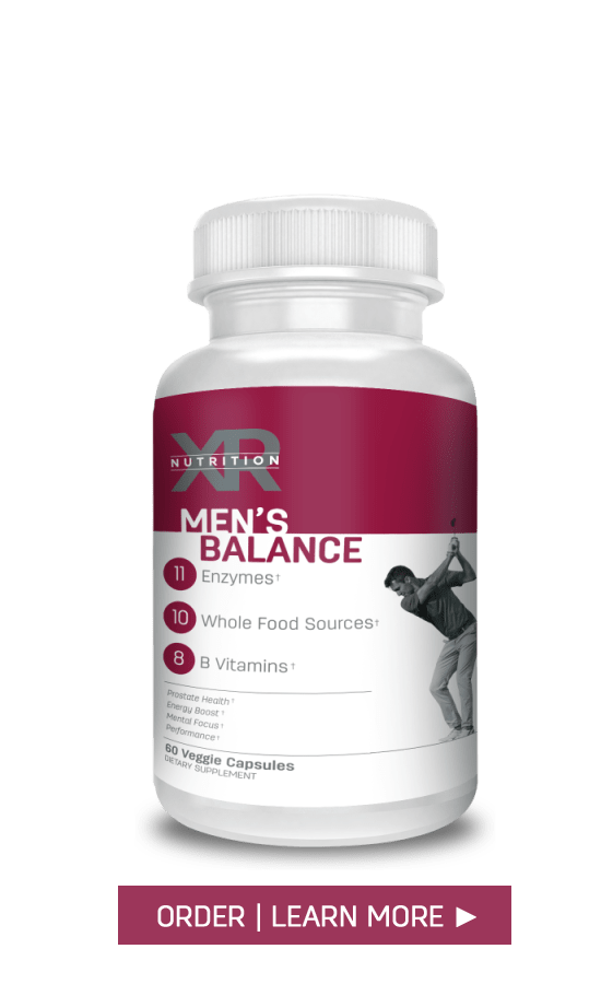 XR Nutrition Men's Balance