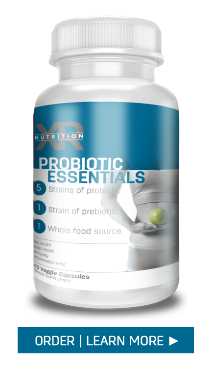 Probiotic Essentials by XR Nutrition available at DiscoverCellularHealth.com
