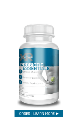 XR Nutrition Probiotic Essentials available at DiscoverCellularHealth.com