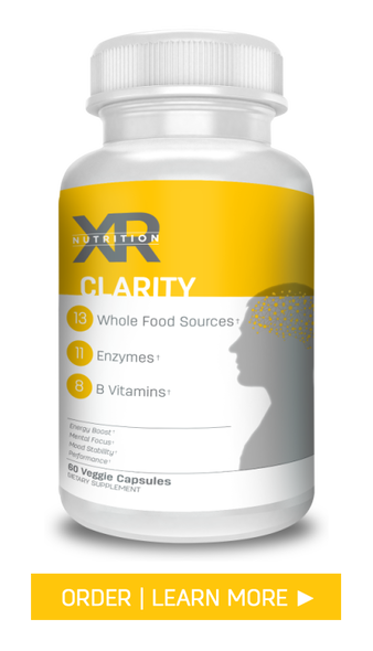 Clarity by XR Nutrition at DiscoverCellularHealth.com