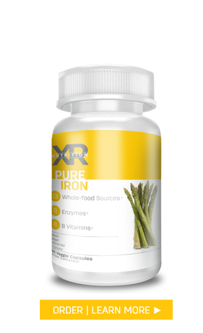 PURE IRON:  Highly absorbent, stomach gentle formula of chelated iron minerals that safely aids in the production of power, mental clarity and symptoms relating to anemia, headaches, migraines, and weakness. AVAILABLE at DiscoverCellularHealth.com