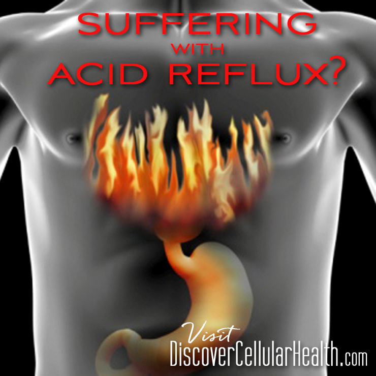 New Findings about Acid Reflux