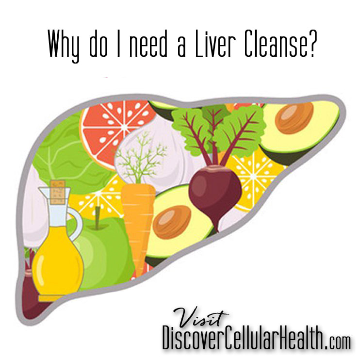 One of the liver and kidneys responsibilities is to rid the body of all the toxins. These organs can only function properly when they are kept clean and provided with essential nutrients. Our gentle Liver & Kidney Cleanse does just that. Learn more at DiscoverCellularHealth.com
